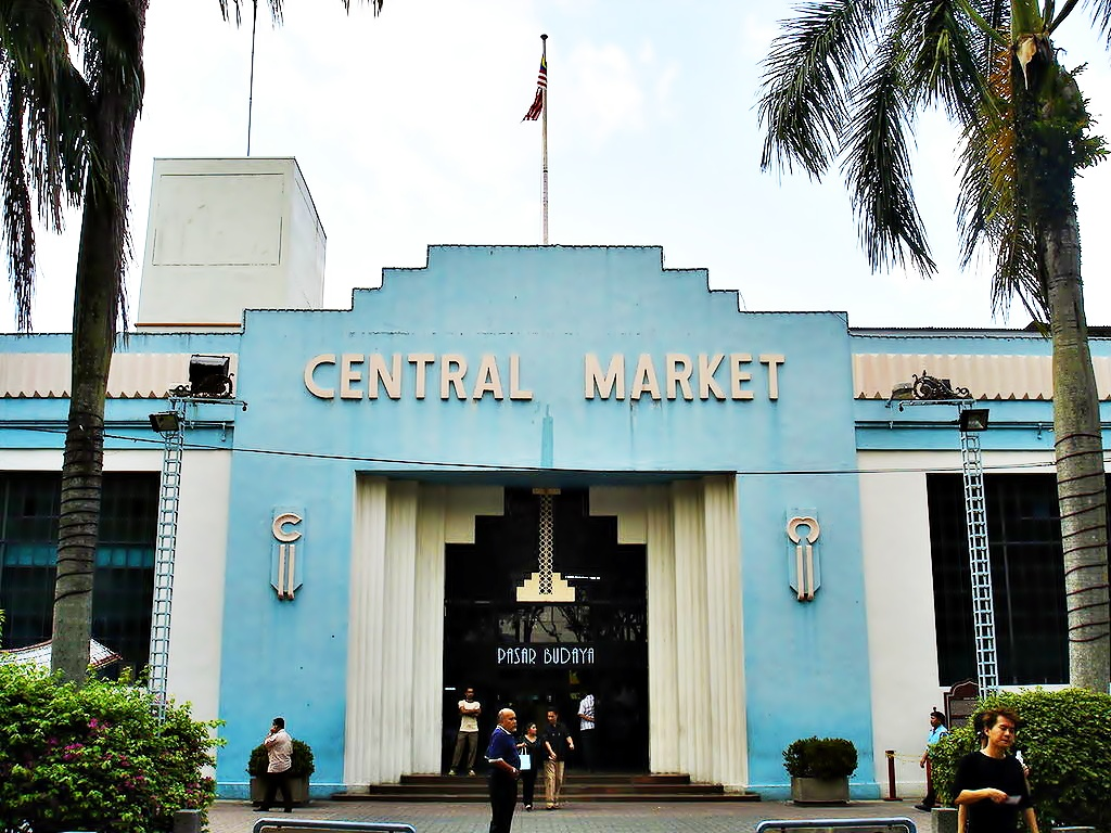 Image result for kl central market