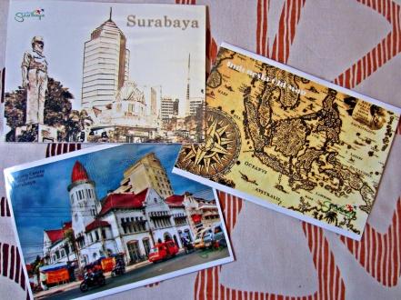 Postcard from Surabaya