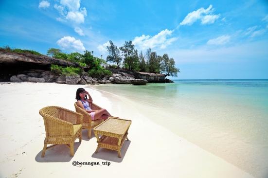Pantai Liang Kareta
