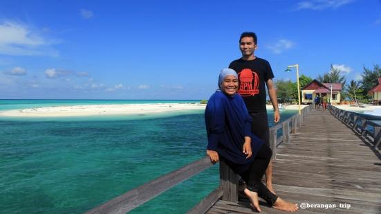 Dermaga Pulau Tinabo