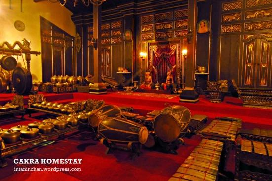 Ruang gamelan
